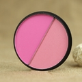 Fashion High Quality 2 Color Professional Makeup Blush Platte Blusher Easy to Wear