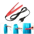 Red Color Mini Professional Hair Straightener