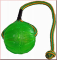 StarMark - Hundespielzeug - Everlasting Fun Ball on a Rope